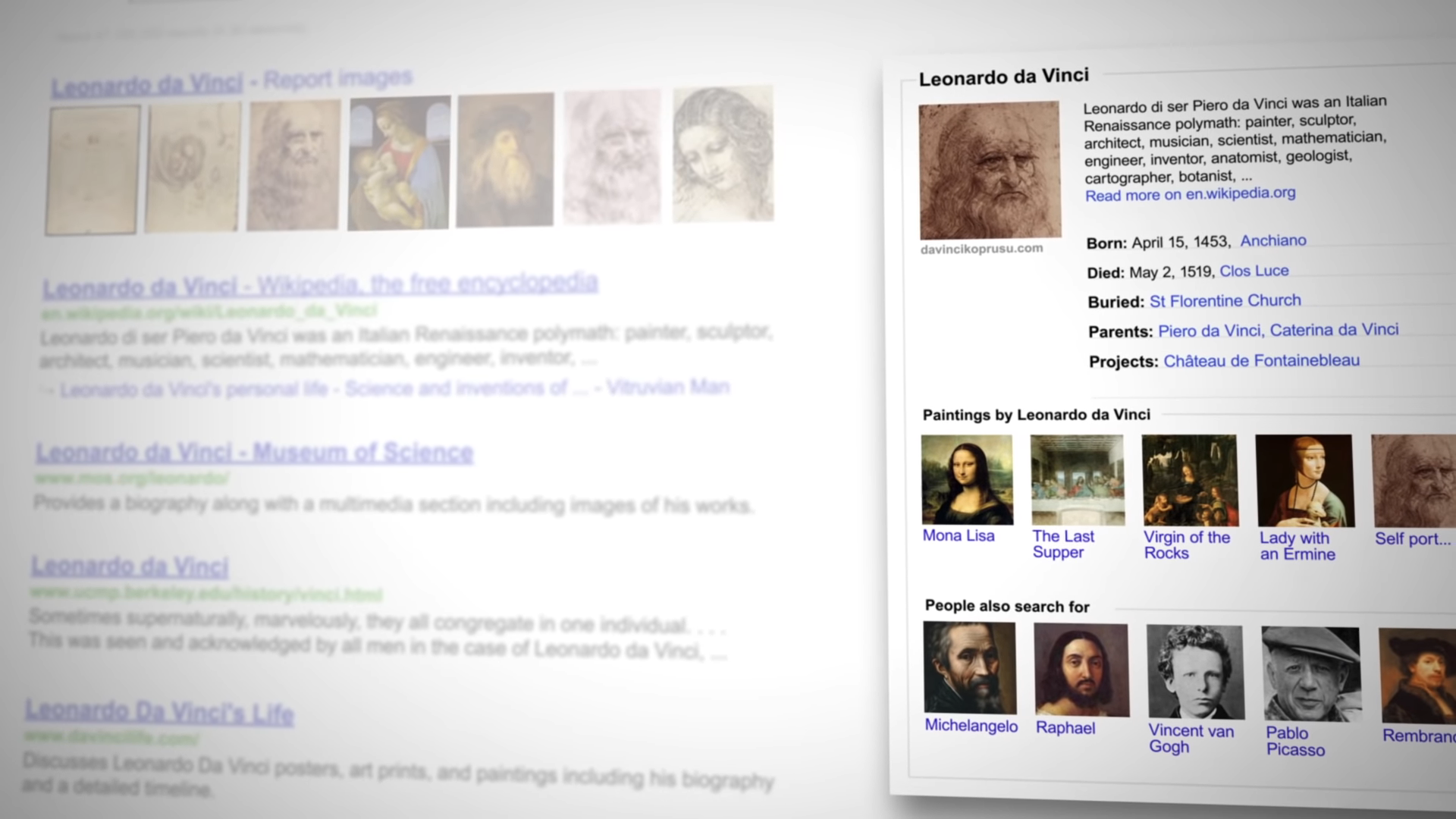 Introducing Google's Knowledge Graph